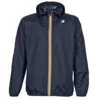 Oblečenie Vetrovky a bundy Windstopper K-Way LE VRAI CLAUDE 3.0 Čierna