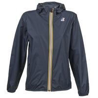 Oblečenie Vetrovky a bundy Windstopper K-Way LE VRAI CLAUDE 3.0 Námornícka modrá