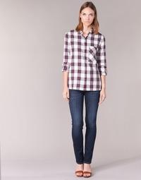 Oblečenie Ženy Rovné Rifle  Pepe jeans VENUS Modrá / H06