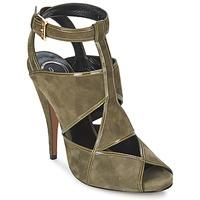 Topánky Ženy Sandále Etro 3025 Kaki