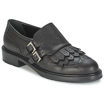 Topánky Ženy Derbie Etro 3096 Čierna