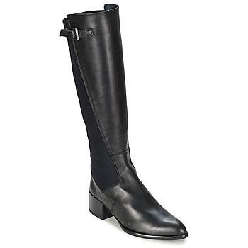 Topánky Ženy Čižmy do mesta Stephane Gontard GIOVANI čierna