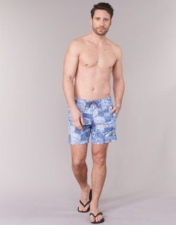Oblečenie Muži Plavky  Napapijri VAIL Modrá