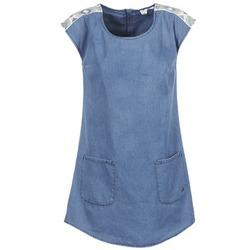 Oblečenie Ženy Krátke šaty Roxy AFTERSURFING Modrá