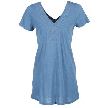 Oblečenie Ženy Krátke šaty Roxy DUSTIN Modrá
