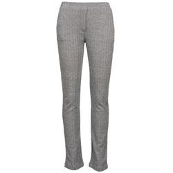 Oblečenie Ženy Padavé nohavice Majestic 2908 šedá