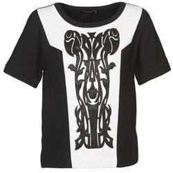 Oblečenie Ženy Blúzky Color Block LANETT Čierna