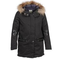 Oblečenie Ženy Parky LTB FERTOR Čierna