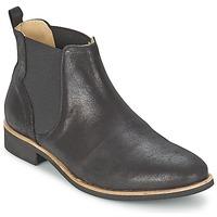 Topánky Ženy Polokozačky Petite Mendigote LONDRES Čierna