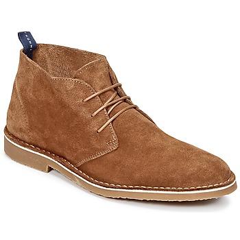 Topánky Muži Polokozačky Selected ROYCE NEW ťavia hnedá