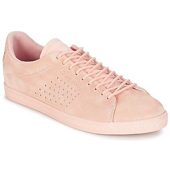 Topánky Ženy Nízke tenisky Le Coq Sportif CHARLINE NUBUCK Ružová