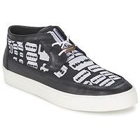 Topánky Muži Členkové tenisky McQ Alexander McQueen 353659 čierna