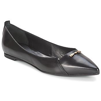 Topánky Ženy Balerínky a babies McQ Alexander McQueen 375371 čierna