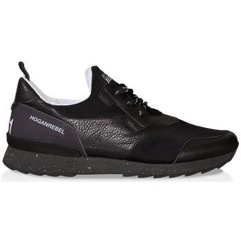 Topánky Muži Nízke tenisky Hogan HXM2610U390D8D0XCR nero