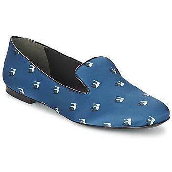 Topánky Ženy Balerínky a babies Kenzo 2SL110 Modrá / Námornícka modrá