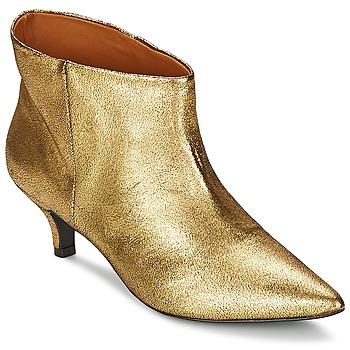 Topánky Ženy Nízke čižmy RAS ESPE Zlatá