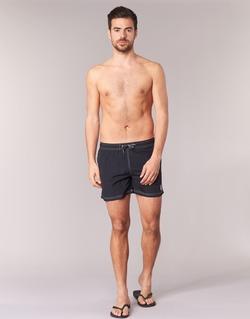 Oblečenie Muži Plavky  U.S Polo Assn. USPA SWIM TRUNK MED čierna