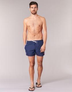 Oblečenie Muži Plavky  U.S Polo Assn. AXEL SWIM TRUNK MED Námornícka modrá