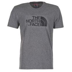 Oblečenie Muži Tričká s krátkym rukávom The North Face EASY TEE Šedá