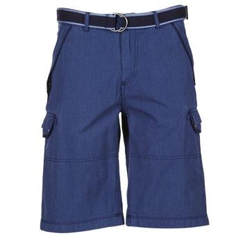 Oblečenie Muži Šortky a bermudy Oxbow ARGAMAB Námornícka modrá