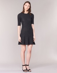 Oblečenie Ženy Krátke šaty Loreak Mendian ZENIT Čierna