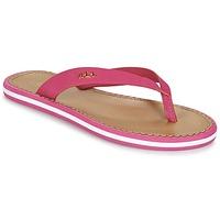 Topánky Ženy Žabky Ralph Lauren RYANNE SANDALS CASUAL Ružová