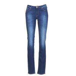 Oblečenie Ženy Rovné džínsy Lee MARION STRAIGHT Modrá / MEDIUM