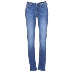 Oblečenie Ženy Rifle Slim  Lee ELLY Modrá / Medium