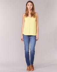 Oblečenie Ženy Džínsy Slim Lee ELLY Modrá / MEDIUM