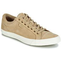 Topánky Muži Nízke tenisky Ralph Lauren GEFFREY ťavia hnedá