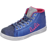 Topánky Dievčatá Členkové tenisky Lulu AH227 Modrá