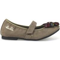 Topánky Dievčatá Balerínky a babies Lulu AH262 Béžová