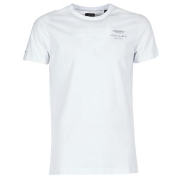 Oblečenie Muži Tričká s krátkym rukávom Hackett VEZINO Biela
