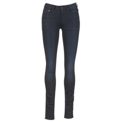 Oblečenie Ženy Džínsy Skinny G-Star Raw 3301 HIGH SKINNY Modrá