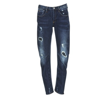 Oblečenie Ženy Džínsy Boyfriend G-Star Raw ARC 3D LOW BOYFRIEND Modrá / Raw