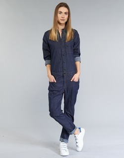 Oblečenie Ženy Módne overaly G-Star Raw STALT 3D Modrá / Raw