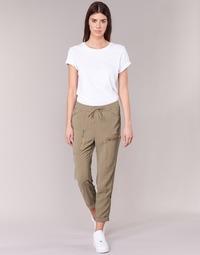 Oblečenie Ženy Padavé nohavice G-Star Raw POWEL UTILITY 3D SPORT Béžová
