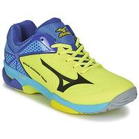 Topánky Muži Tenisová obuv Mizuno WAVE EXCEED TOUR 2 CC žltá / čierna
