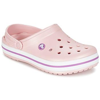 Topánky Ženy Nazuvky Crocs CROCBAND Ružová