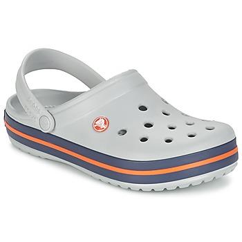 Topánky Nazuvky Crocs CROCBAND Šedá
