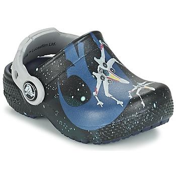 Topánky Chlapci Nazuvky Crocs Crocs Funlab STarwars Clog Námornícka modrá