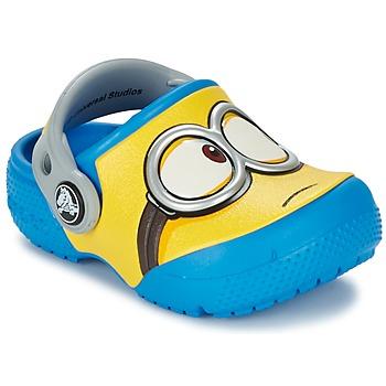 Topánky Deti Nazuvky Crocs Crocs Funlab Despicalbe me 3 Modrá