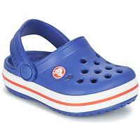 Topánky Chlapci Nazuvky Crocs Crocband Clog Kids Modrá