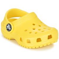 Topánky Deti Nazuvky Crocs Classic Clog Kids Citrónová