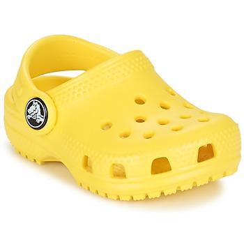 Topánky Deti Nazuvky Crocs Classic Clog Kids Žltá