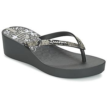Topánky Ženy Žabky Ipanema ART DECO III čierna