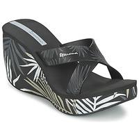 Topánky Ženy Šľapky Ipanema LIPSTICK STRAPS III čierna