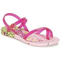 Topánky Dievčatá Sandále Ipanema FASHION SANDAL IV KIDS Ružová