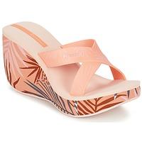 Topánky Ženy Šľapky Ipanema LIPSTICK STRAPS III Oranžová
