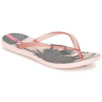 Topánky Ženy Žabky Ipanema WAVE TROPICAL Ružová
